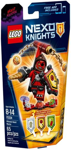 LEGO® Nexo Knights - Ultimativer Monster Meister - 70334
