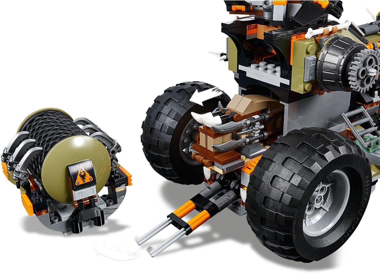 lego® ninjago  drachenfänger  70654