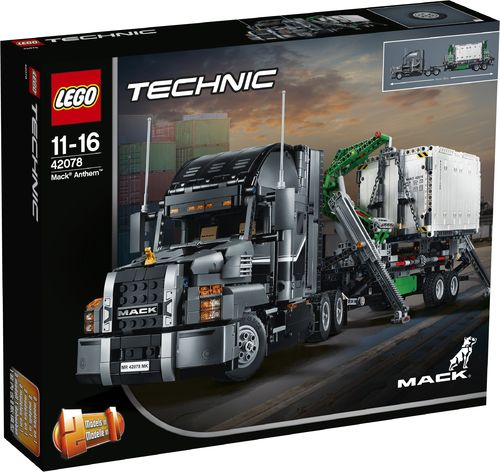 LEGO® Technic - Mack Anthem - 42078