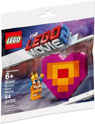 LEGO® THE LEGO MOVIE 2 - Emmet's Herz - 30340