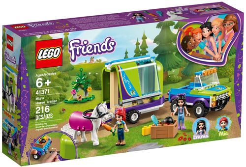 LEGO® Friends - Mias Pferdetransporter - 41371