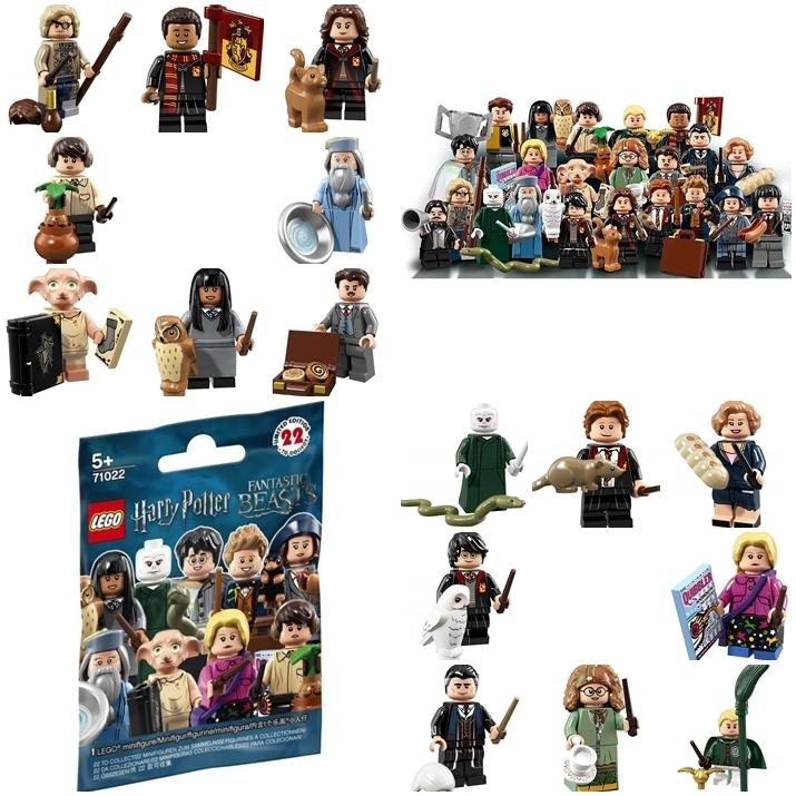 Lego Serie Harry Potter Minifiguren 71022 Diverse Nach Wahl