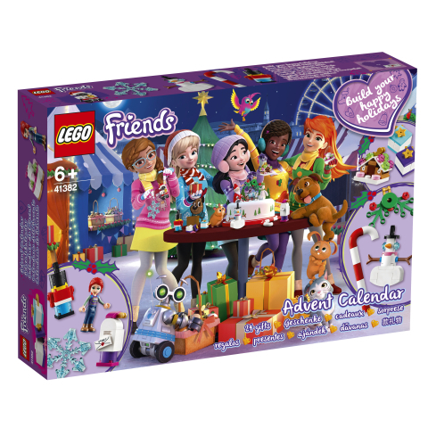 LEGO® Friends - Adventskalender - 41382
