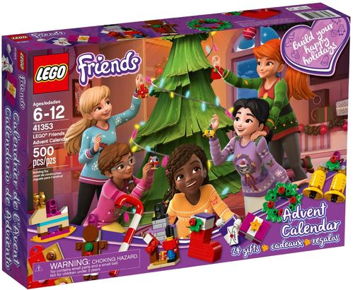 LEGO® Friends - Adventskalender - 41353