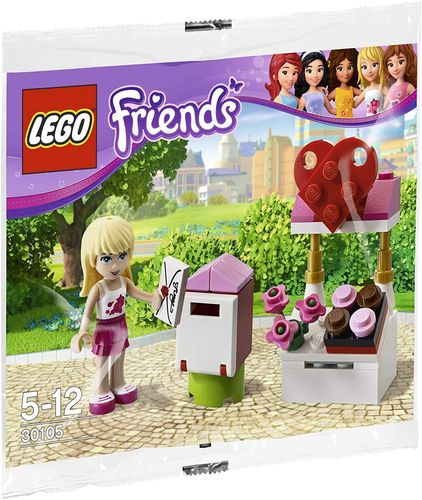 LEGO® Friends - Stephanies Briefkasten - 30105