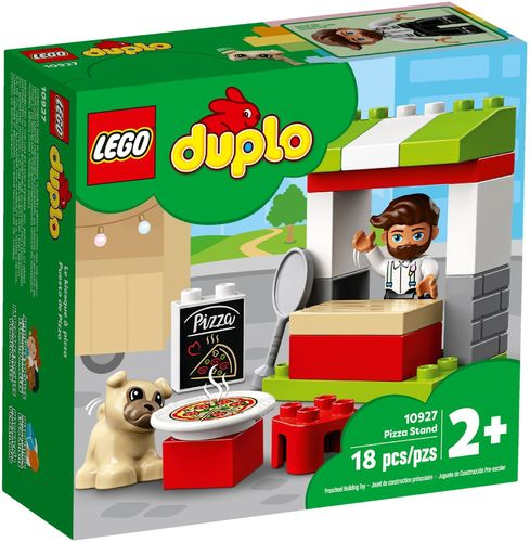 LEGO® DUPLO® - Pizza-Stand - 10927