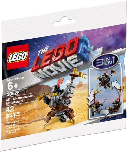 The Movie 2 Lego - MetalBeard - 30528