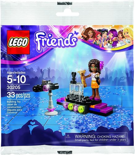 LEGO® Friends - Pop Star Andrea - 30205