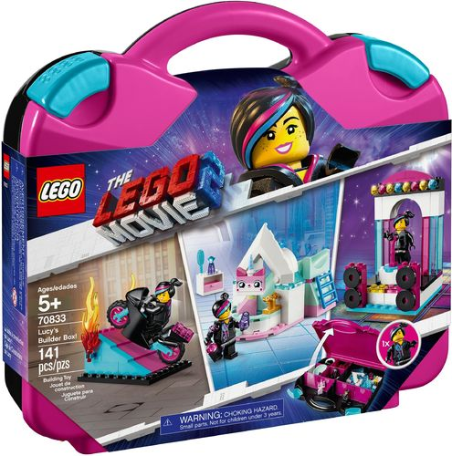LEGO® The LEGO Movie 2 - Lucys Baukoffer - 70833