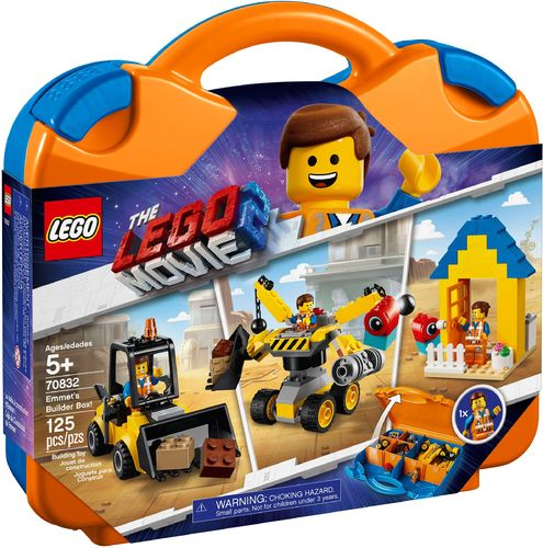 LEGO® The LEGO Movie 2 - Emmets Baukoffer - 70832