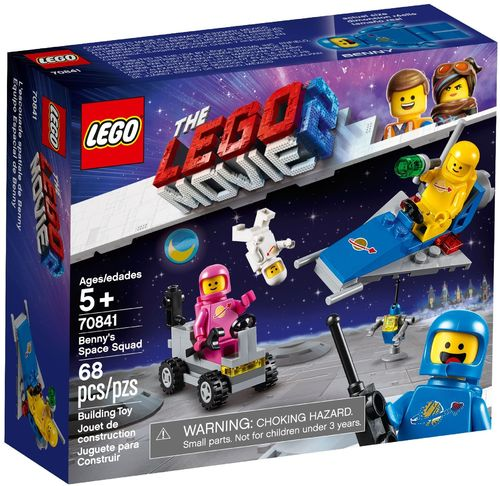 LEGO® The Lego MOVIE 2™ - Bennys Weltraum-Team - 70841