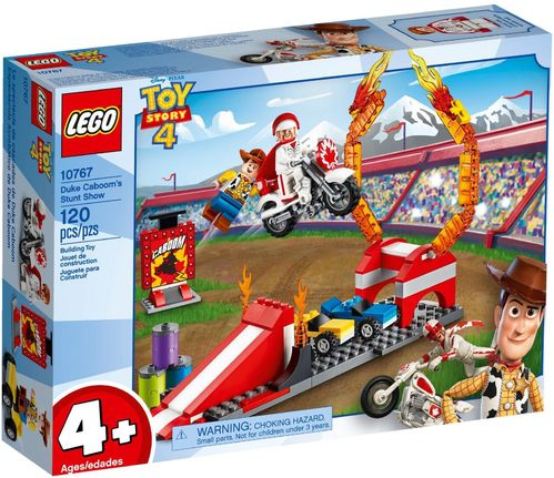 LEGO® Toy Story 4 - Duke Cabooms Stunt Show - 10767