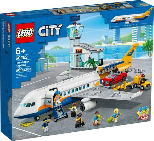 LEGO® City - Airport Passagierflugzeug - 60262