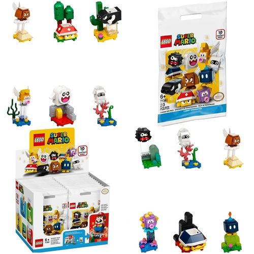 LEGO® Super Mario Character Pack 71361