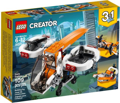LEGO® Creator - 3-in-1 Forschungsdrohne - 31071