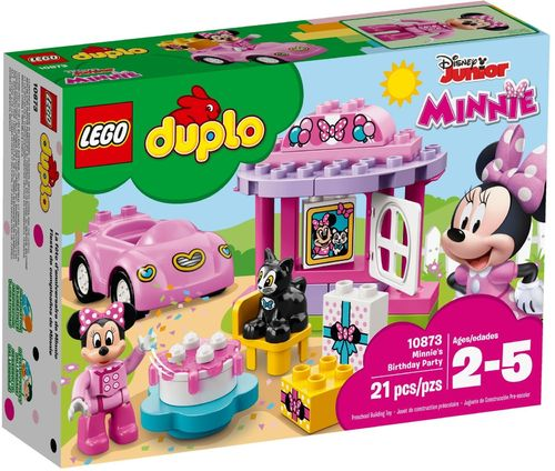 LEGO® Duplo® - Disney Junior Minnies Geburtstagsparty - 10873
