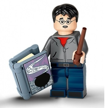 LEGO® Serie Harry Potter Minifiguren - Harry Potter