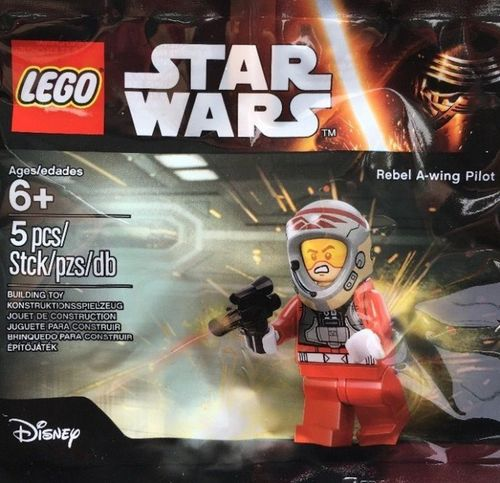LEGO® Star Wars - Rebel A-wing Pilot - 5004408