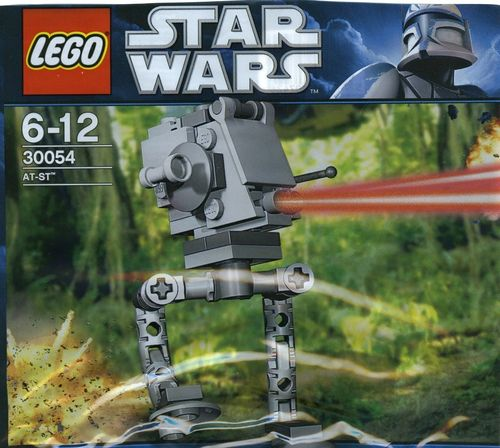 LEGO® Star Wars - AT-ST - 30054