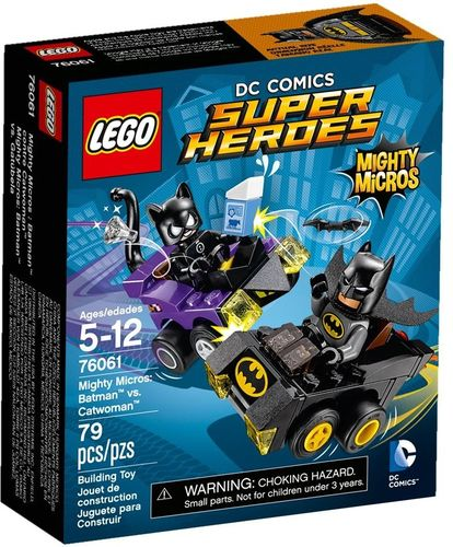 LEGO® DC Super Heroes - Batman vs. Catwoman - 76061