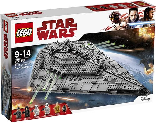 LEGO® Star Wars - First Order Star Destroyer - 75190