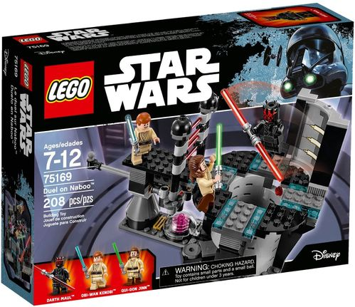 LEGO® Star Wars - Duel on Naboo - 75169