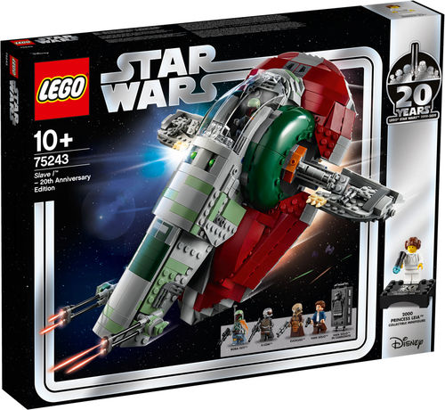 LEGO® Star Wars - Slave I - 20th Anniversary Edition - 75243
