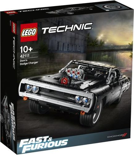 LEGO® Technic - The Fast and the Furious: Dom's Dodge Charger - 42111