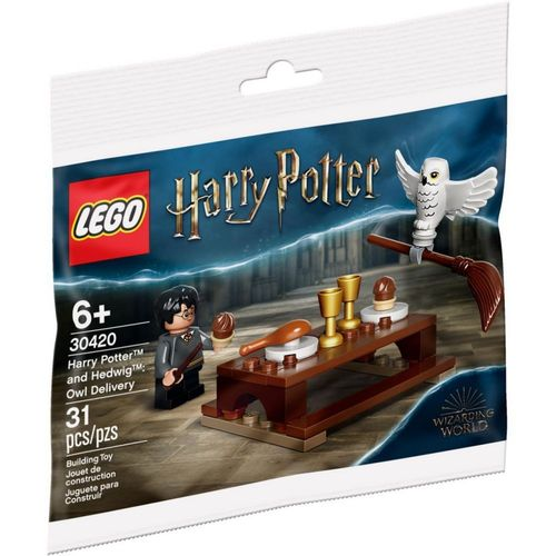 LEGO® Harry Potter - Harry Potter™ und Hedwig™ - 30420