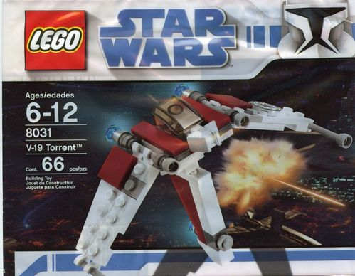 LEGO® Star Wars - V-19 Torrent - 8031