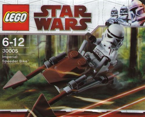 LEGO® Star Wars - Imperial Speeder Bike - 30005