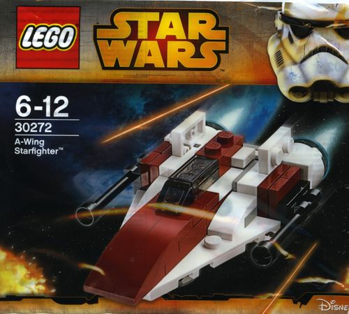 LEGO® Star Wars - A-Wing Starfighter - 30272