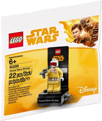 LEGO® Star Wars - Kessel Mine Worker - 40299