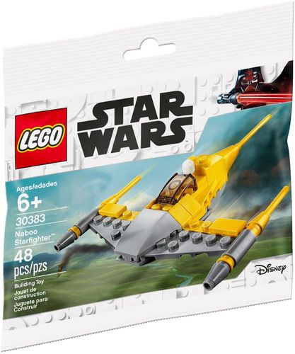 LEGO® Star Wars - Naboo Starfighter - 30383