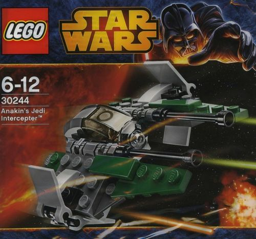 LEGO® Star Wars - Anakin's Jedi Interceptor - 30244