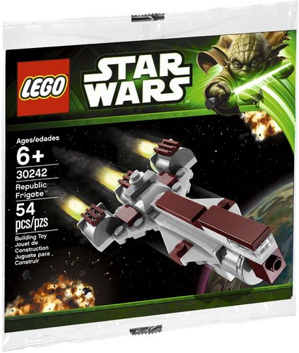 LEGO® Star Wars - Republic Frigate - 30242