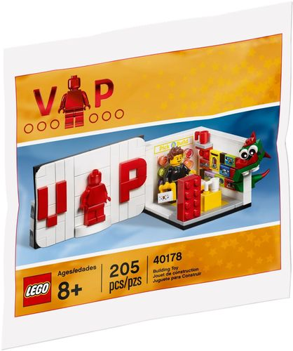 LEGO® Seasonal - Exclusive VIP Set - 40178