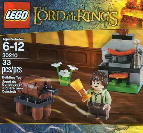 LEGO® The Lord of the Rings - Frodo with cooking corner - 30210