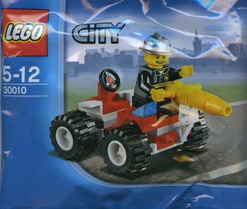 LEGO® City - Fire Chief - 30010