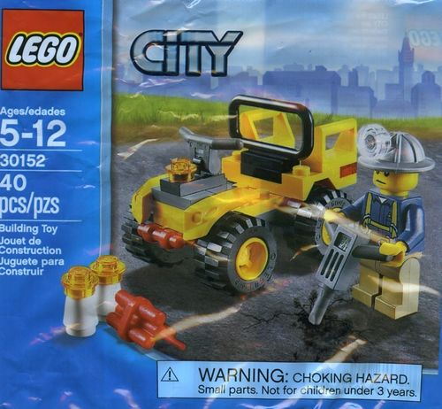 LEGO® City - Mining Quad - 30152