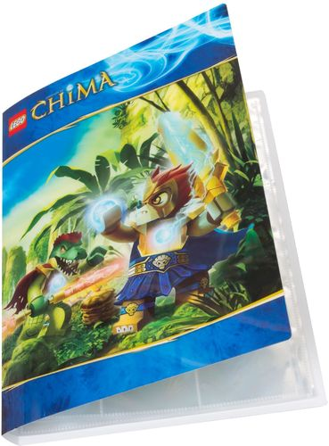 LEGO® The Legend of Chima Kartenordner 850598