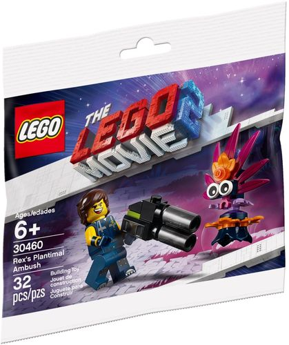 LEGO® The Movie 2 - Rex Hinterhalt - 30460