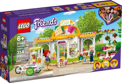 LEGO® Friends - Heartlake City Bio-Café - 41444
