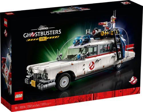 LEGO® Creator Expert - Ghostbusters ECTO-1 - 10274